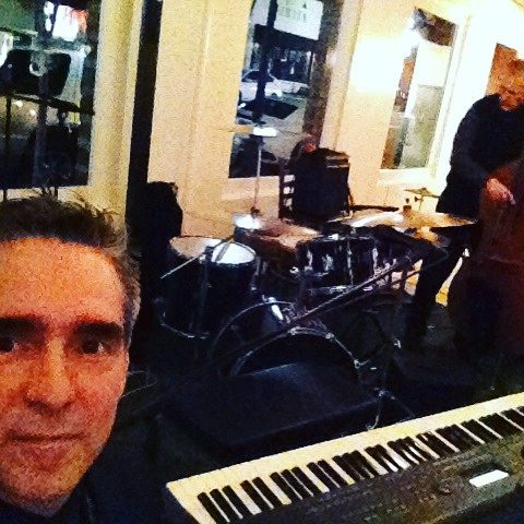 Trio At Monrovia