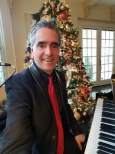Holiday Party Pianist