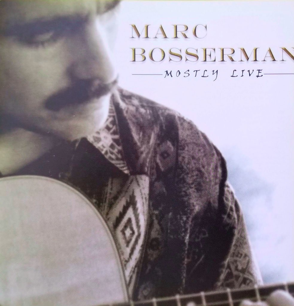 Marc Bosserman Los Angeles Pianist