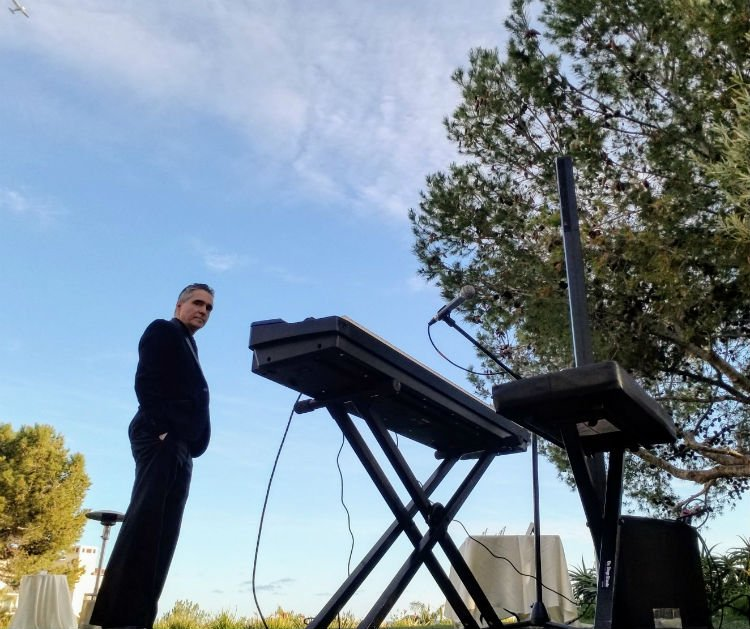 Terranea Resort Wedding Pianist