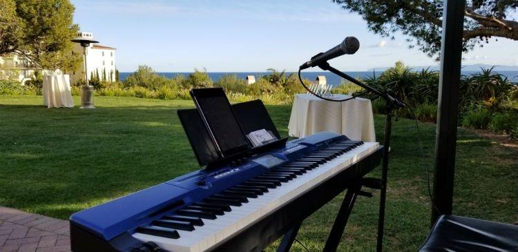 Terranea Resort Wedding Pianist 2