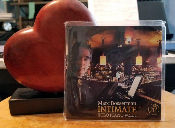 Intimate CD Marc Bosserman