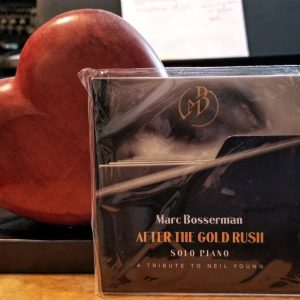 After The Gold Rush Solo Piano CD